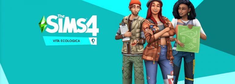 the sims 4 espansione vita ecologica