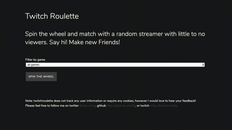 twitch roulette stranger