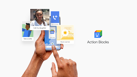 google action blocks