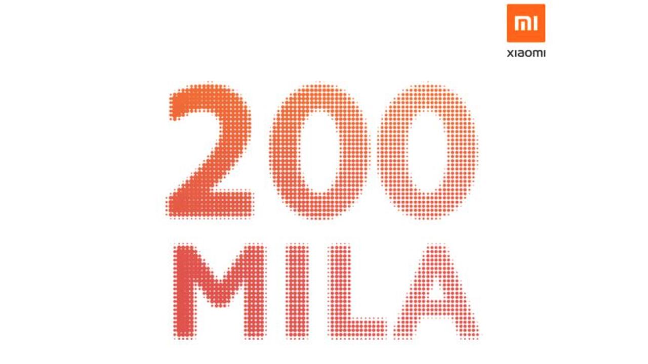 xiaomi 200000 community Italiana
