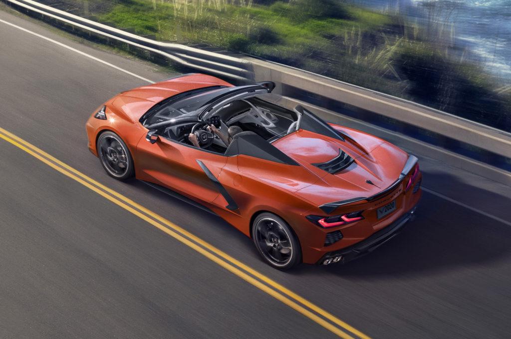 La Chevrolet Corvette C8 arriverà anche in Europa thumbnail