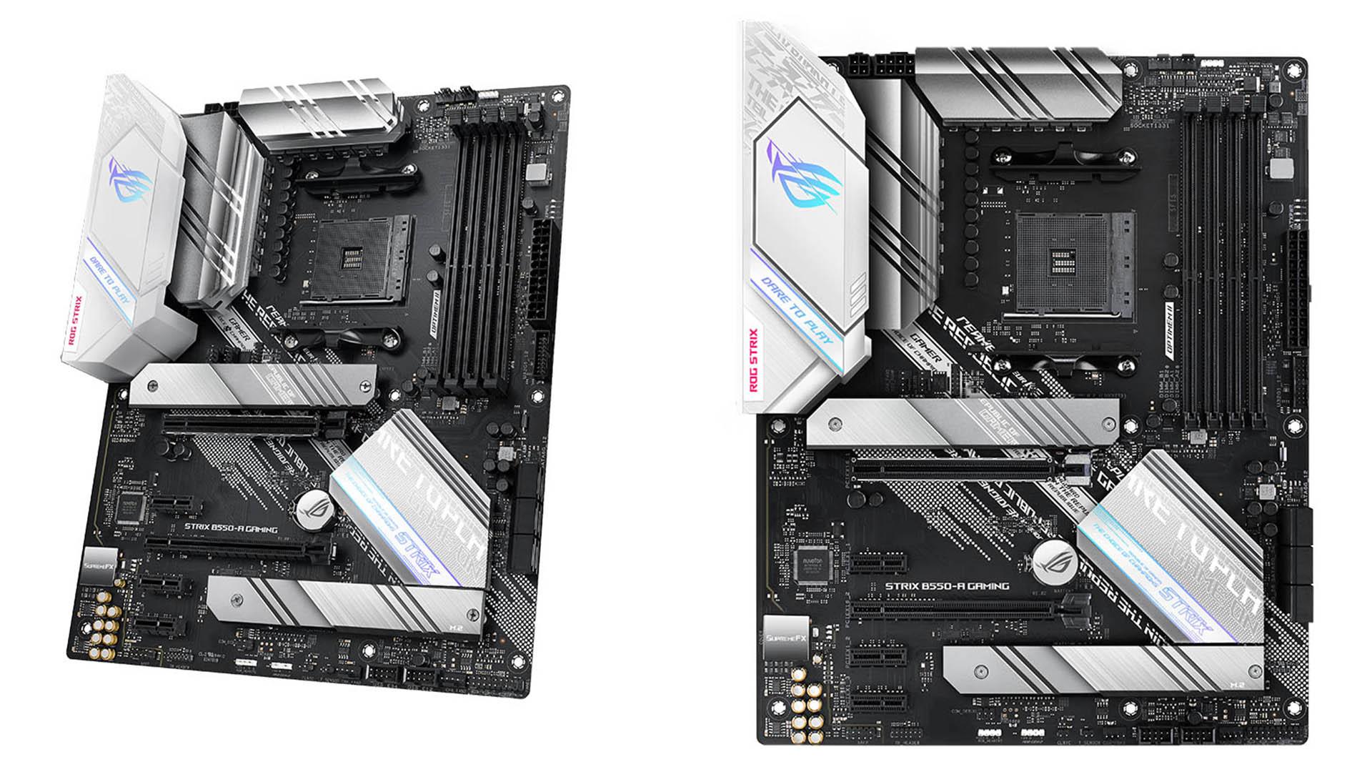 ASUS: nuovi modelli di schede madri B550 thumbnail