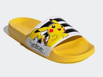 Adidas ciabatte Pikachu