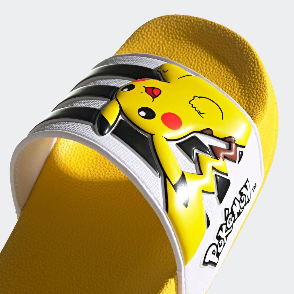Adidas ciabatte Pokemon