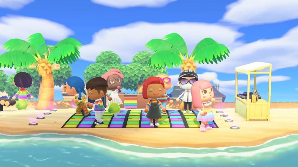 Animal Crossing è il gioco più discusso su Twitter nel 2020 (per adesso) thumbnail