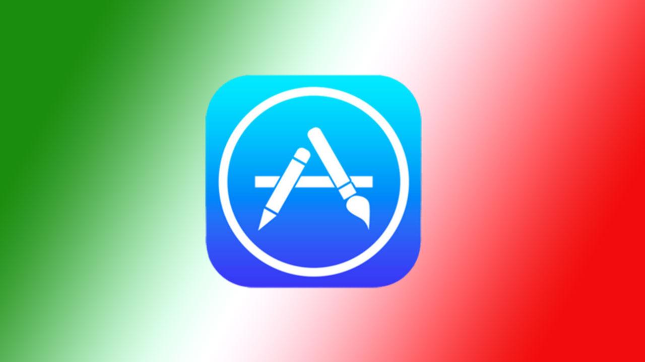 L'App Store celebra il tricolore thumbnail