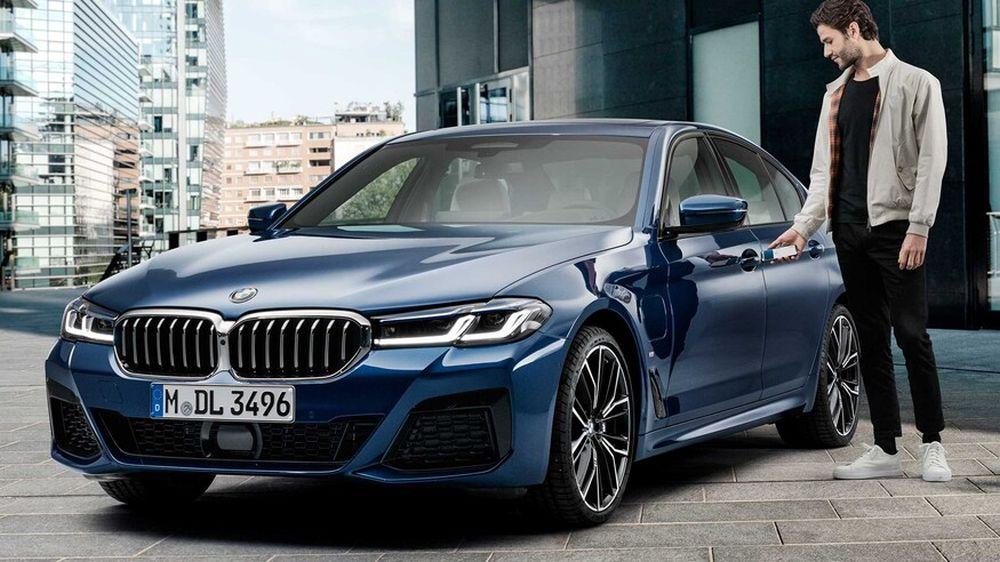 Molti dei nuovi modelli BMW sono compatibili con Apple CarKey thumbnail