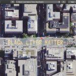 Apple Maps Black Lives Matter