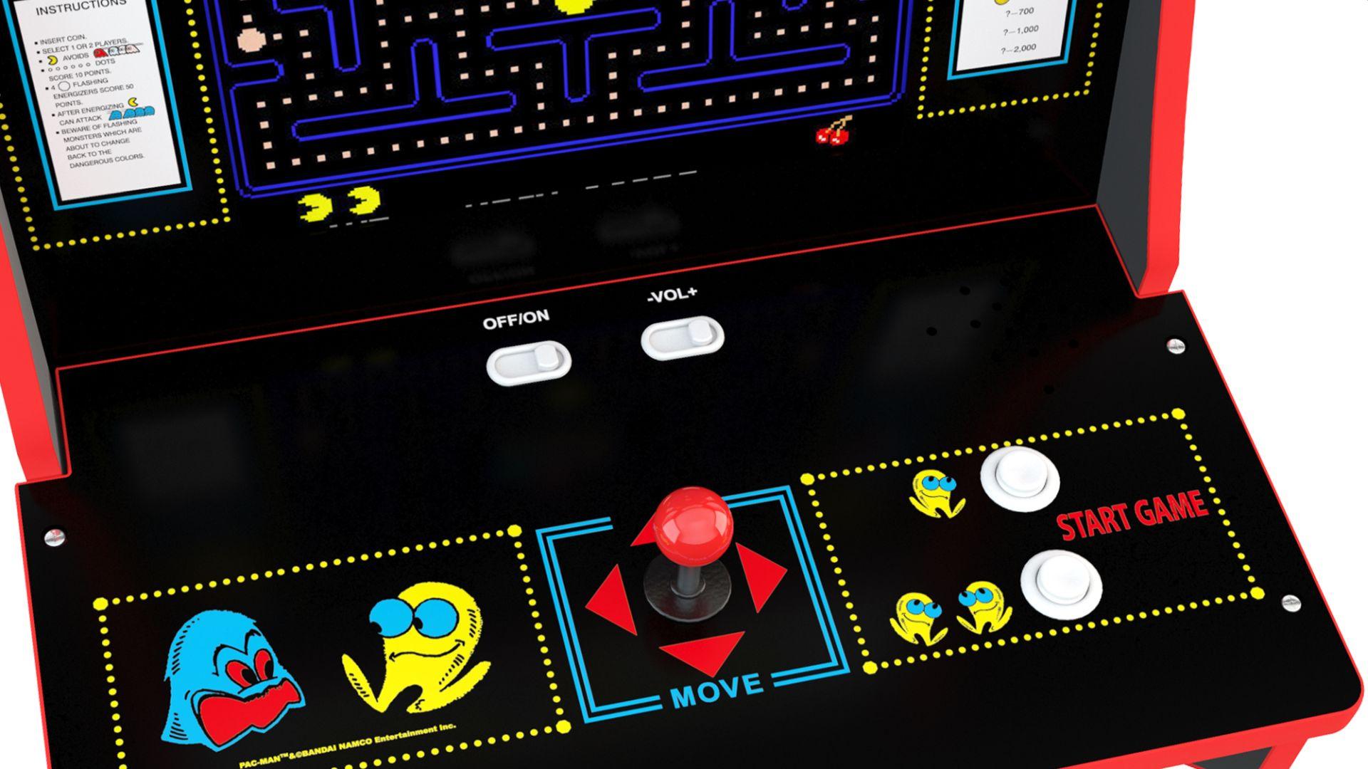 Arcade1UP sta realizzando quattro nuove riproduzioni di cabinet arcade thumbnail