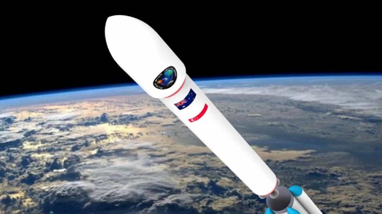 Entro il 2022 avremo dei razzi 'Made in Australia' thumbnail