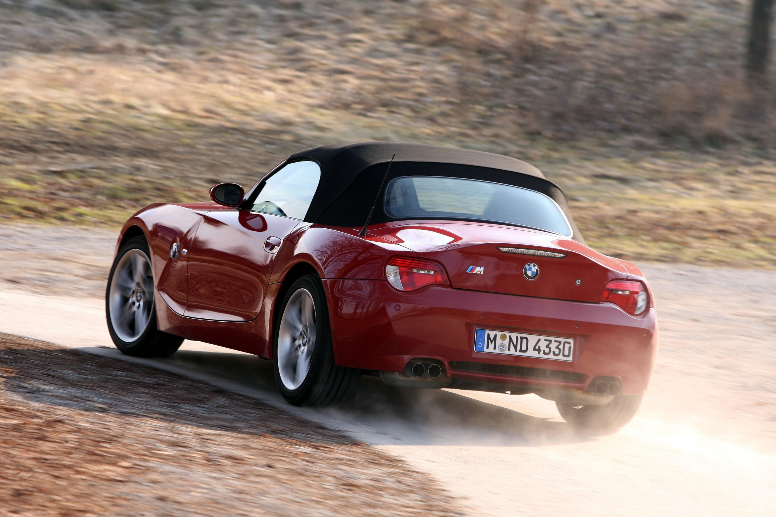 Auto-cabrio-BMW-Z4-M_1