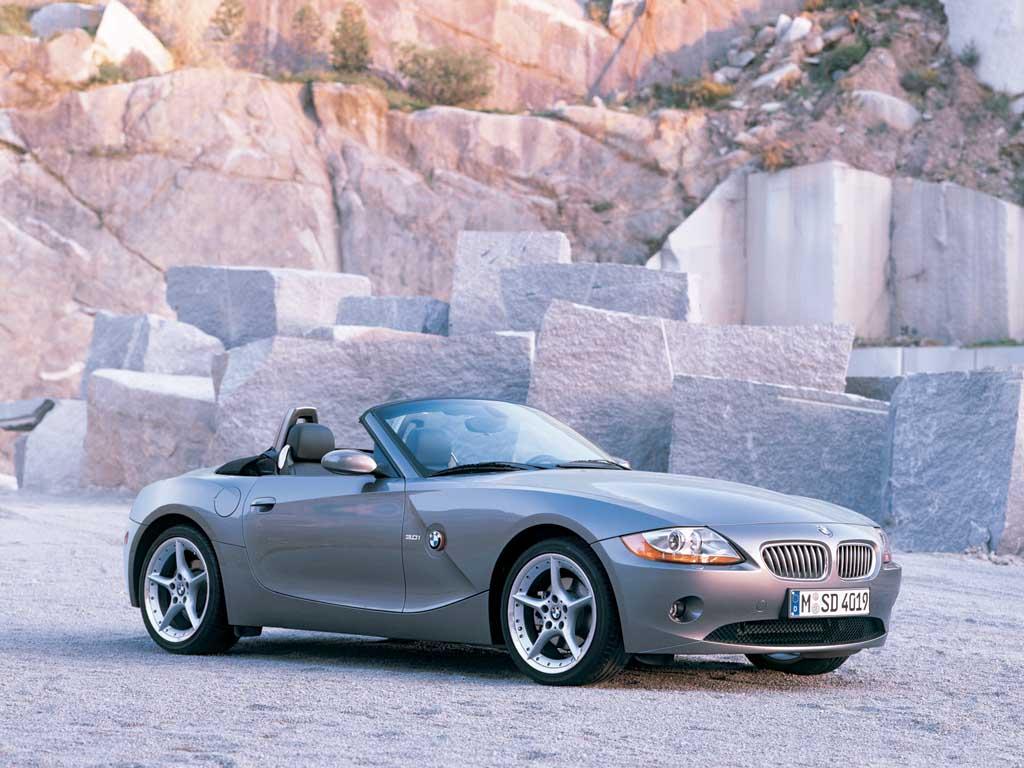 Auto cabrio BMW Z4