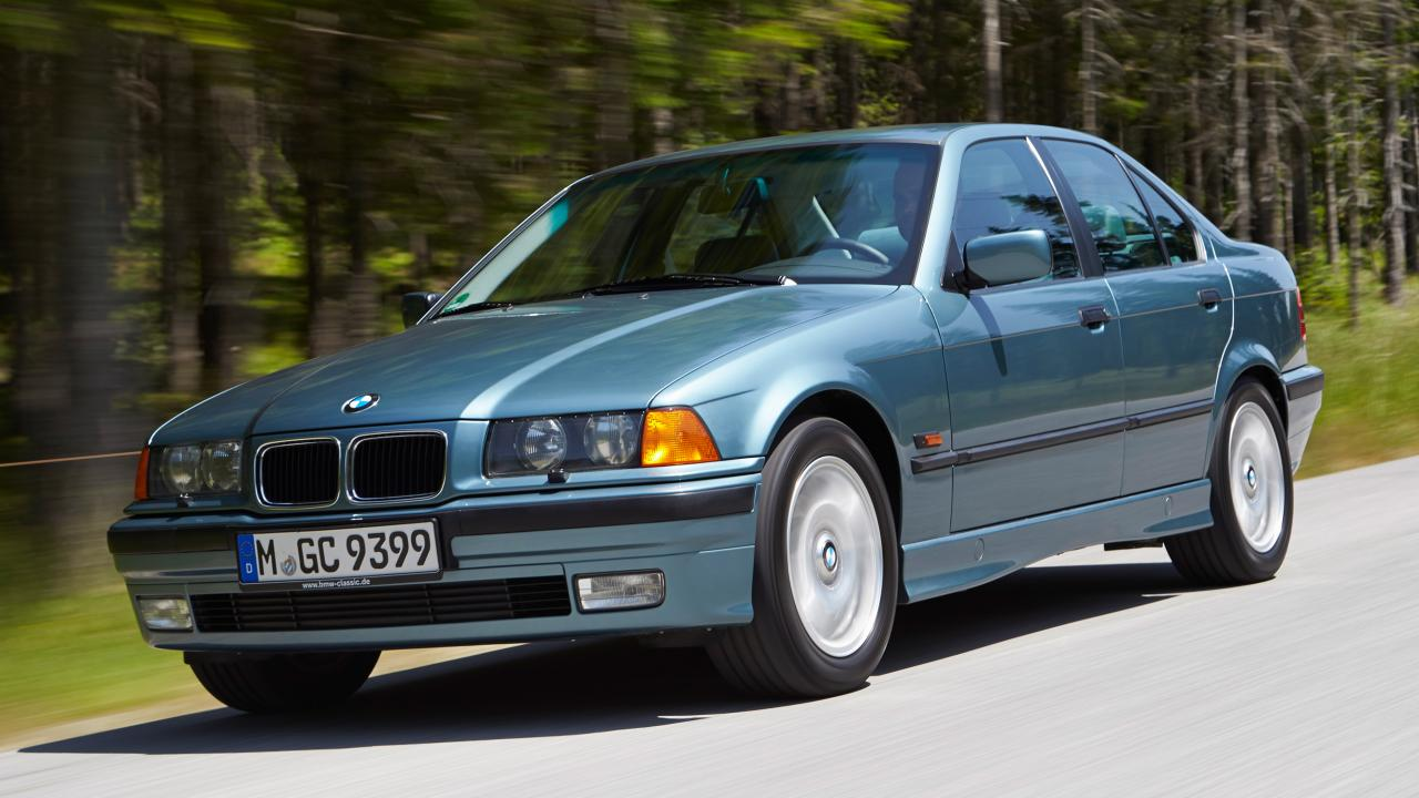 Auto km0 BMW E36