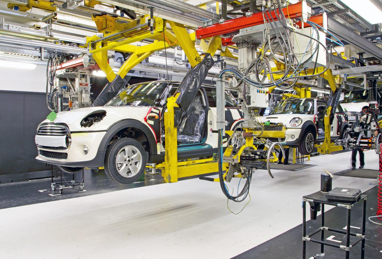 Auto km0 MINI plant Oxford