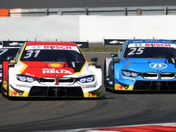 BMW DTM Copertina
