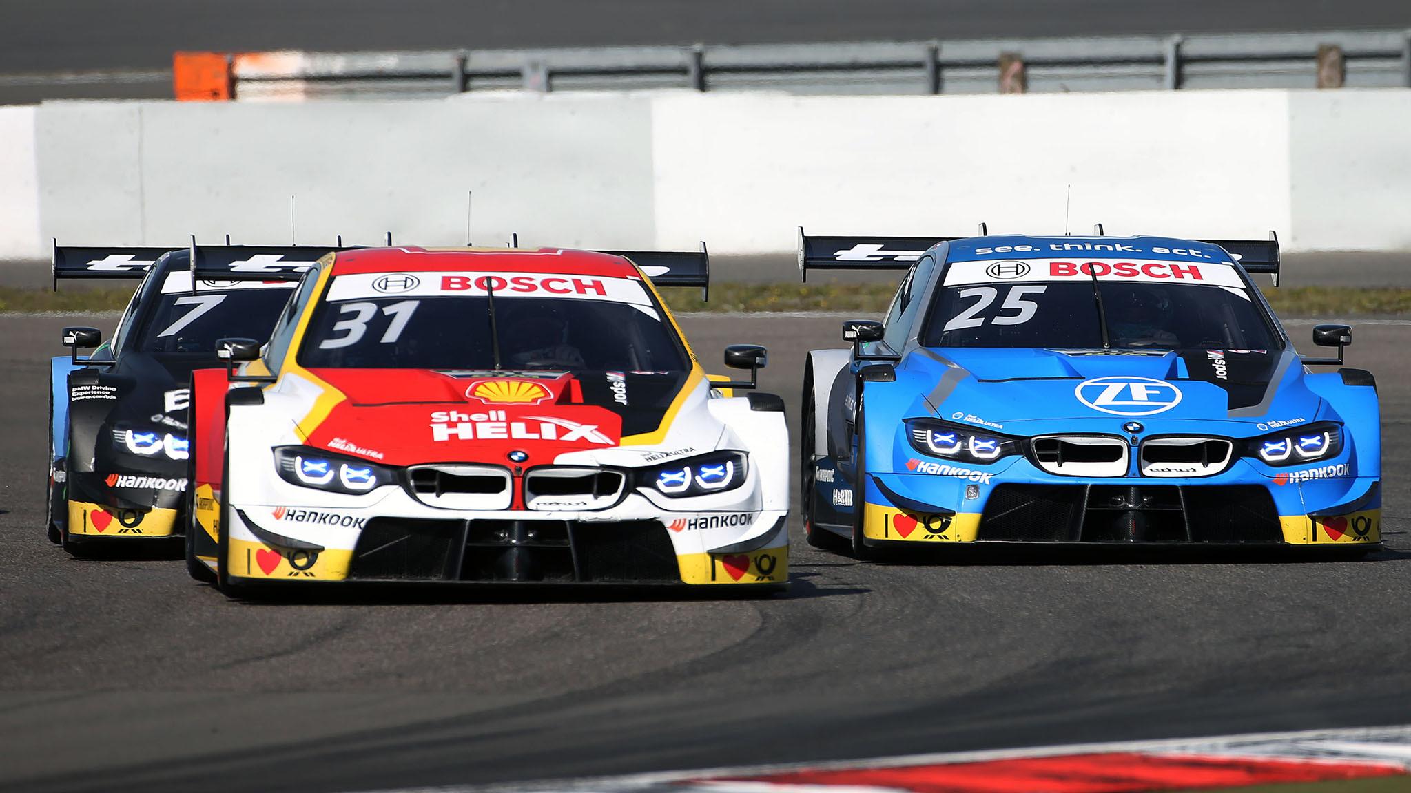 BMW rilancia il suo impegno nel DTM: ancora più auto per il 2020 e impegno concreto per il futuro thumbnail
