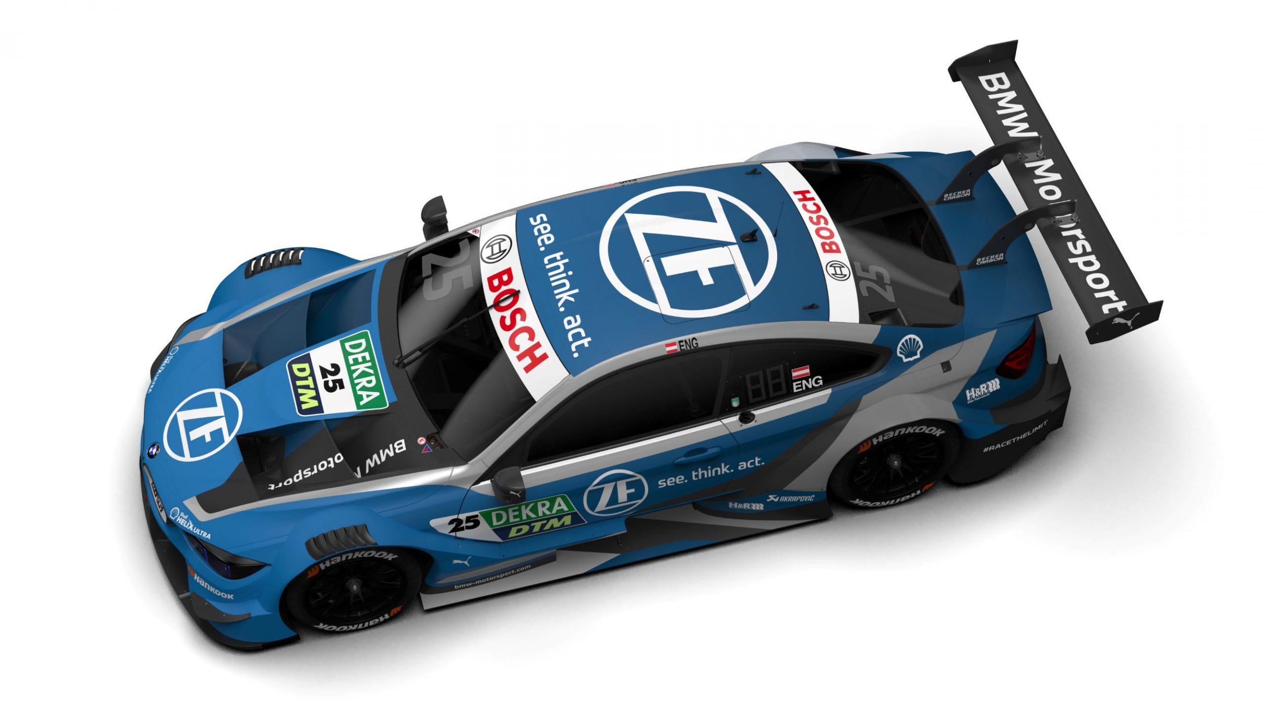 BMW DTM Eng