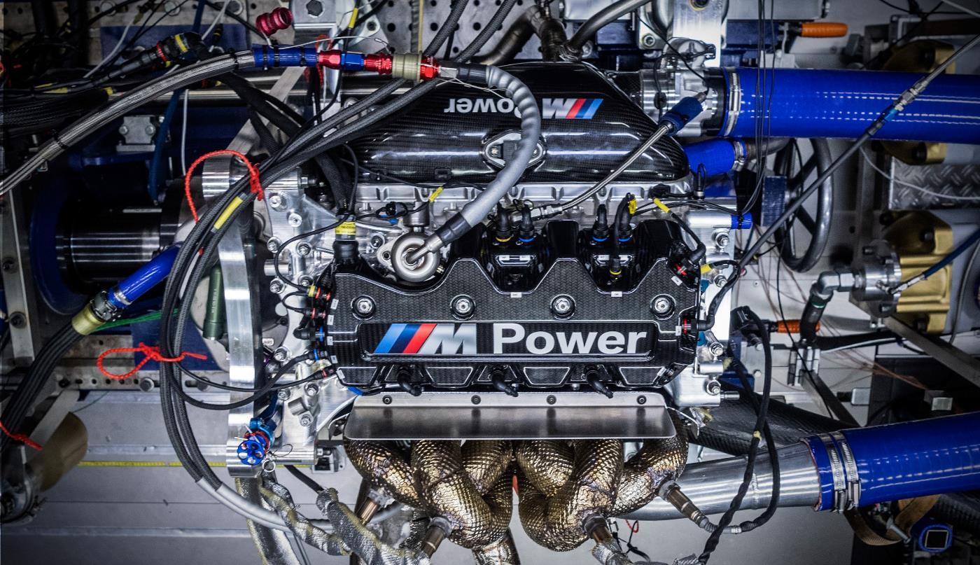 BMW DTM P48 engine