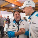 BMW e Motorsport Micheal Andretti