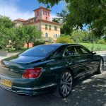 Bentley Milano la solca