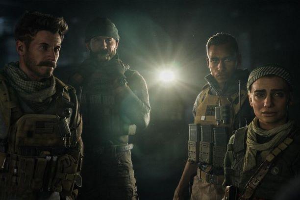 Call of Duty Modern Warfare razzismo