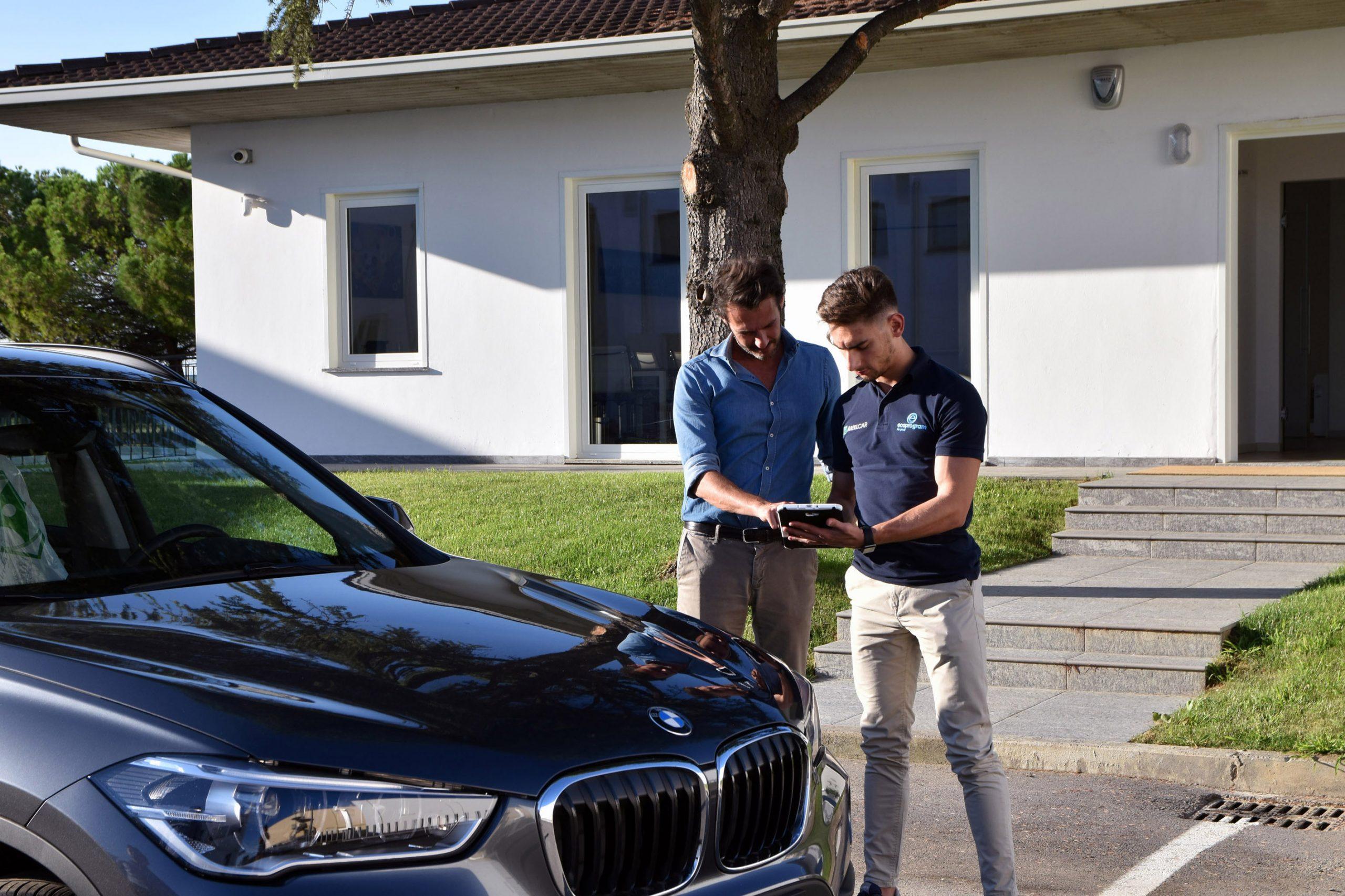 Case Automobilistiche consegna a domicilio