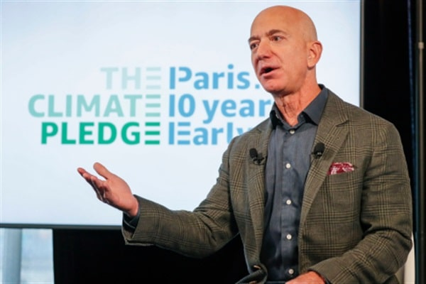 Climate Pledge: altre 3 aziende con Amazon per azzerare le emissioni di carbonio nel 2040 thumbnail