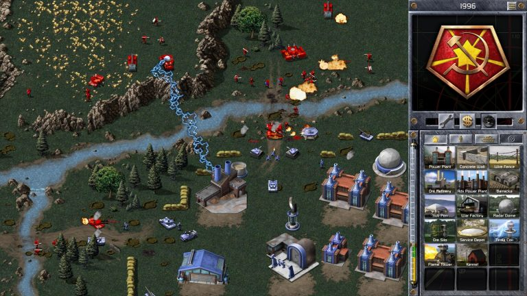 Command-&-conquer-remastered-collection-Tech-Princess