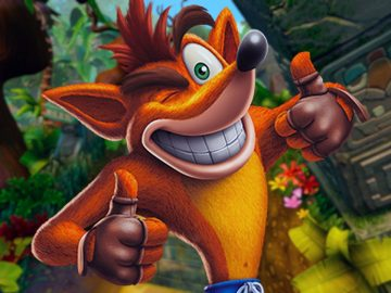 Crash Bandicoot 4 trailer
