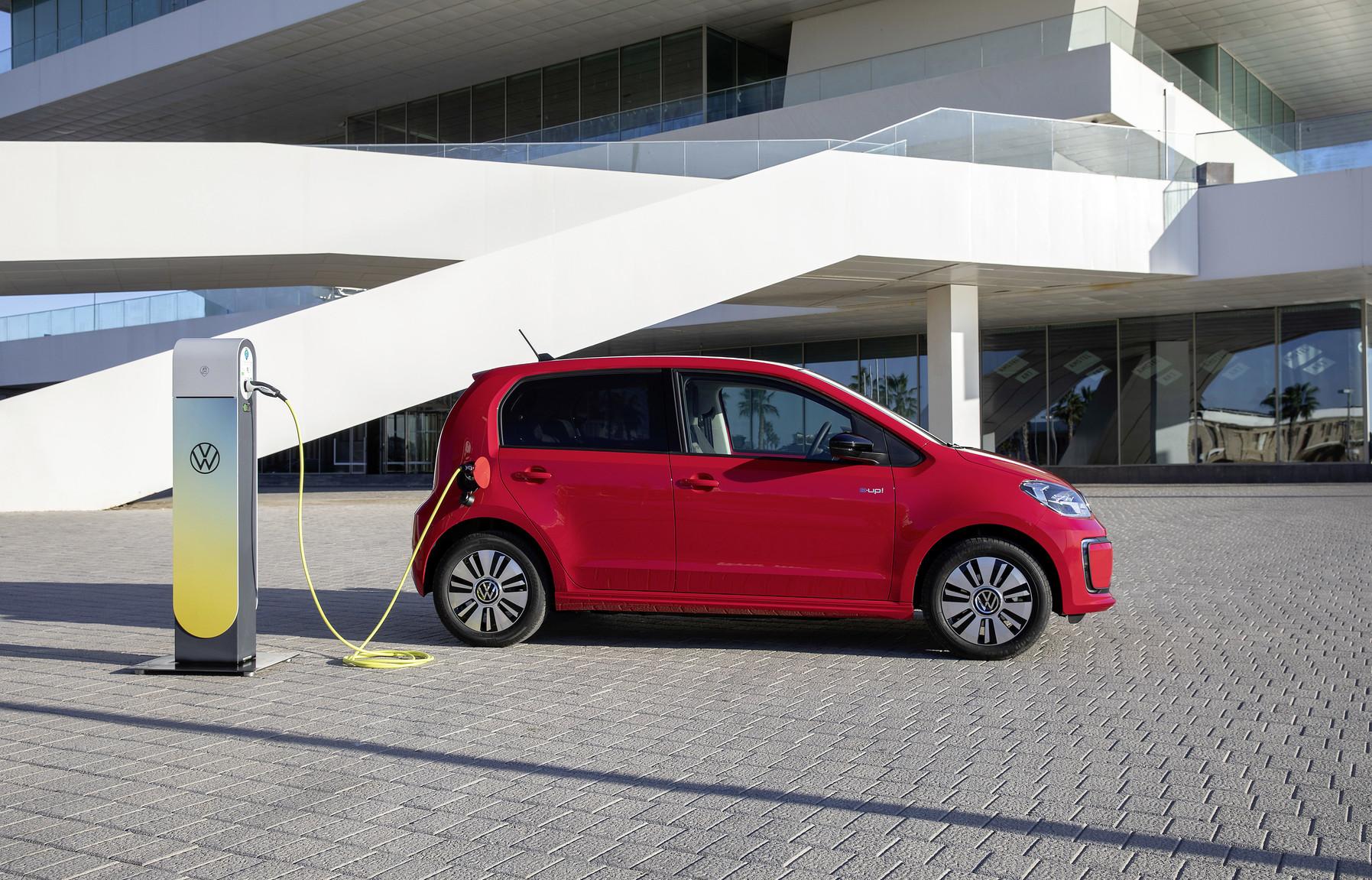 auto elettriche volkswagen e-up