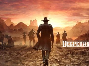 Desperados III disponibile
