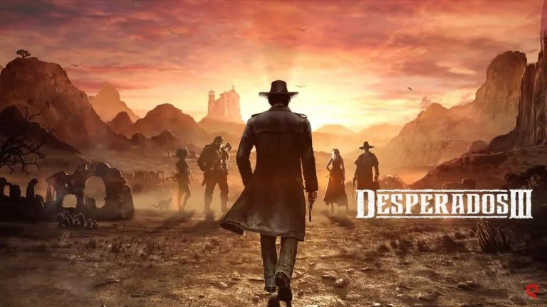 Desperados III disponibile