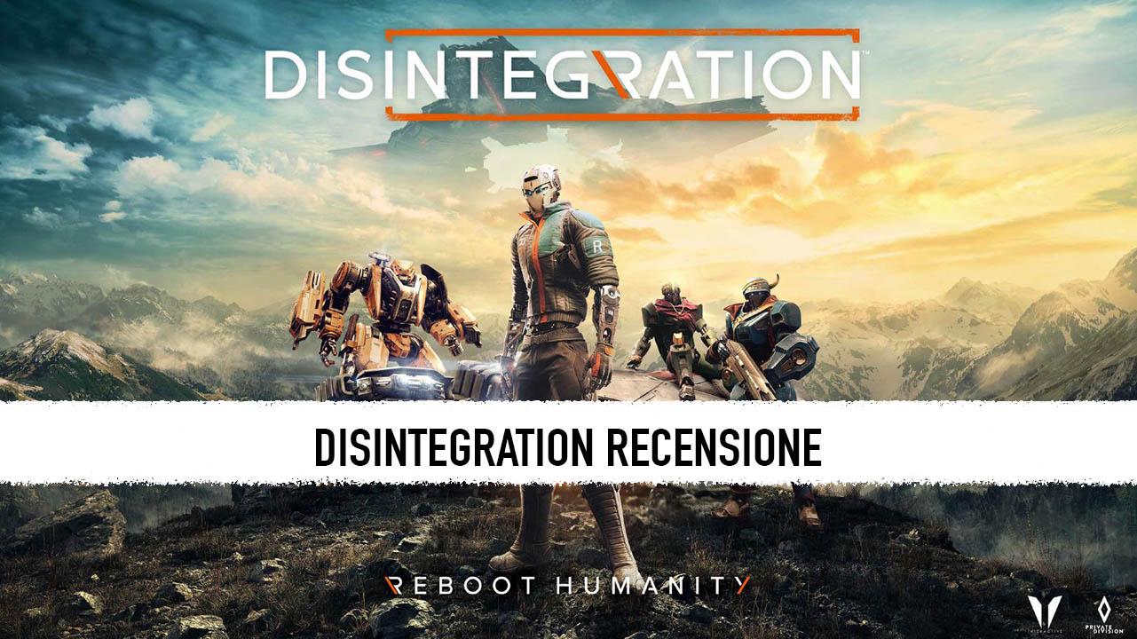 Disintegration recensione: un ibrido che funziona thumbnail