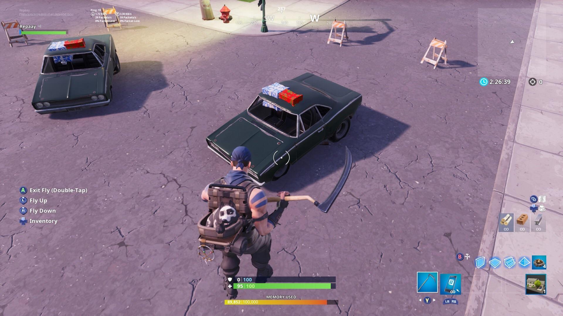Epic Games ha rimosso le auto della polizia da Fortnite thumbnail