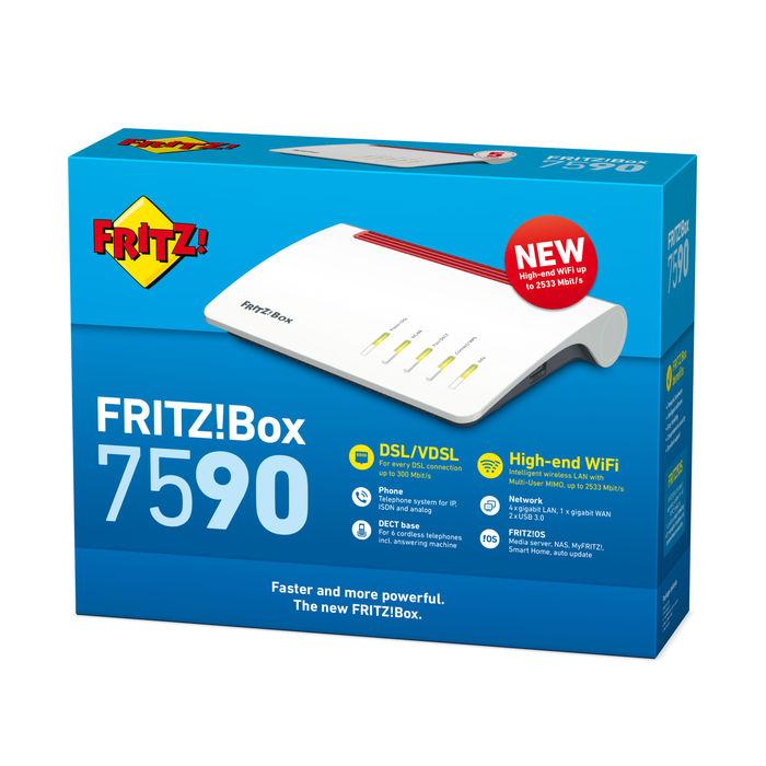 tiscali fritz!box