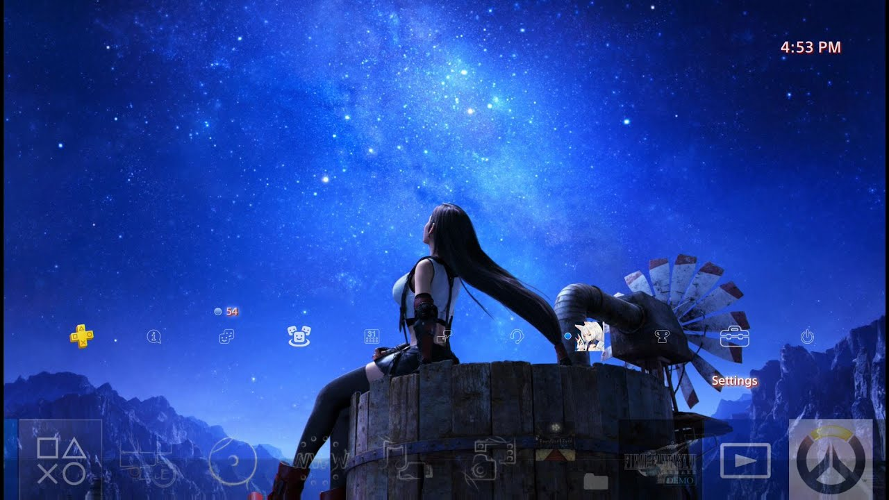 Final Fantasy VII Remake: disponibile gratis il tema con Tifa thumbnail