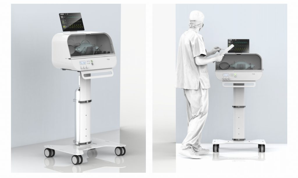 Fitbit Flow ventilatore ospedaliero 2