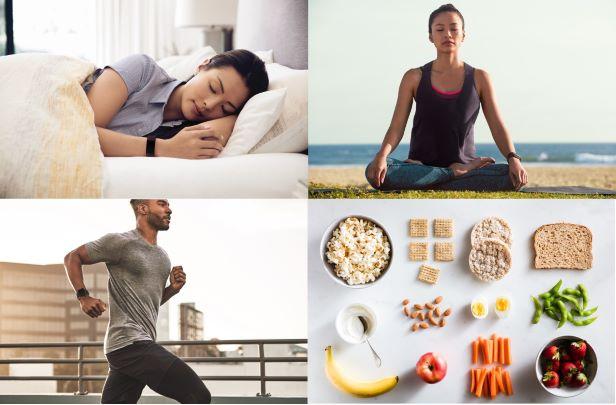 Come usare un Fitbit per gestire sonno, stress, sport e alimentazione thumbnail