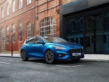 Ford Focus Hybrid