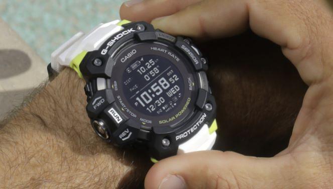 G-Shock presenta uno Sport Watch con cardiofrequenzimetro e GPS thumbnail