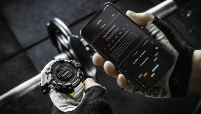 G-Squad GBD-H1000 app G-Shock Move