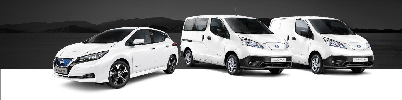 Guida Nissan modelli elettrici