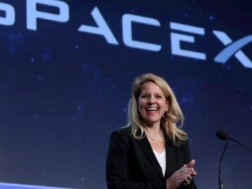 Gwynne Shotwell SpaceX