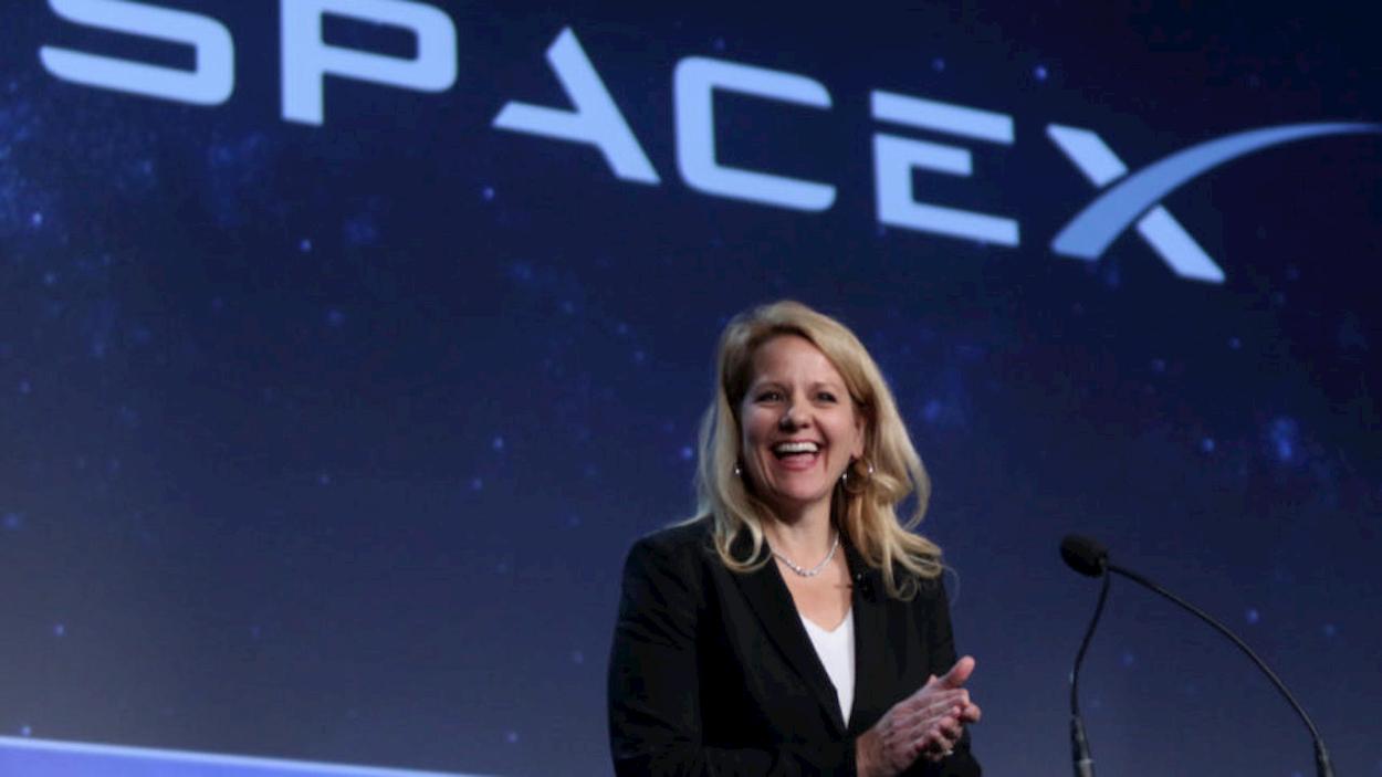 La chiave del successo di SpaceX ha un nome: Gwynne Shotwell thumbnail