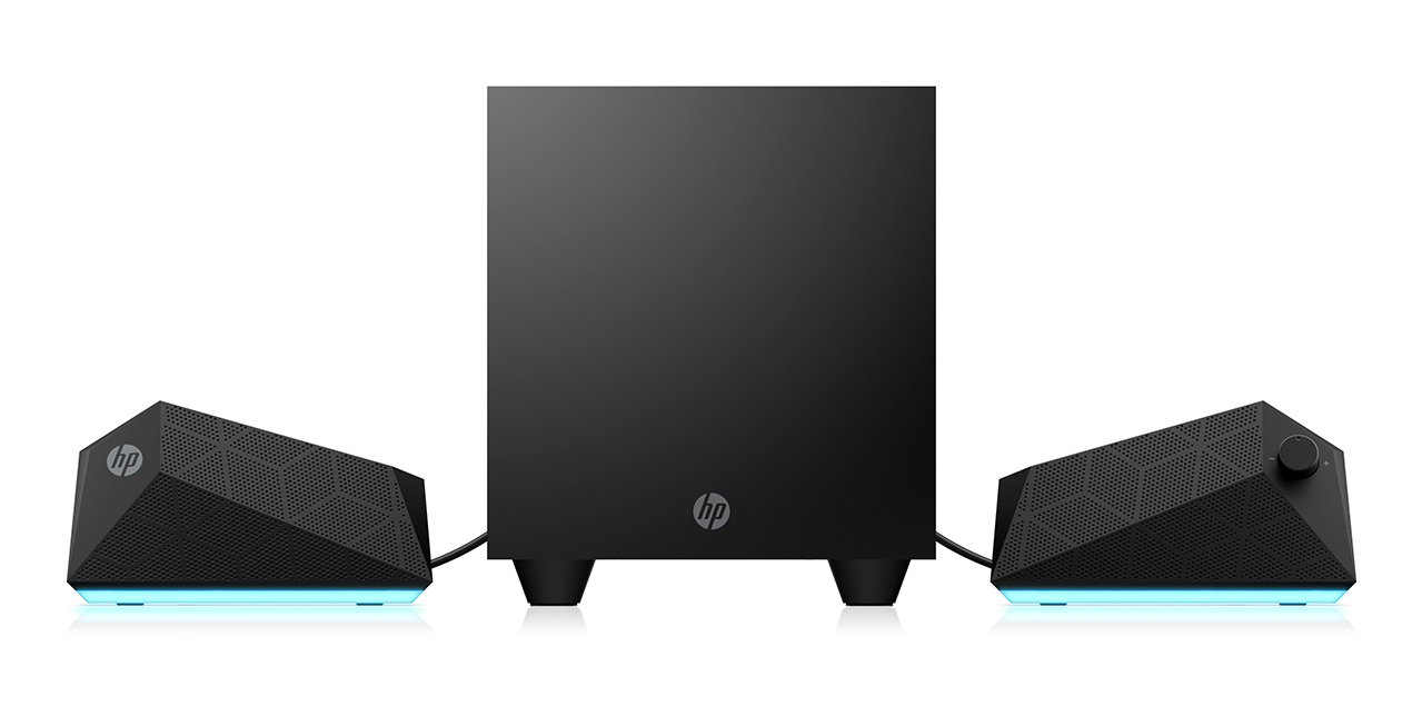 HP Gaming Speakers X1000