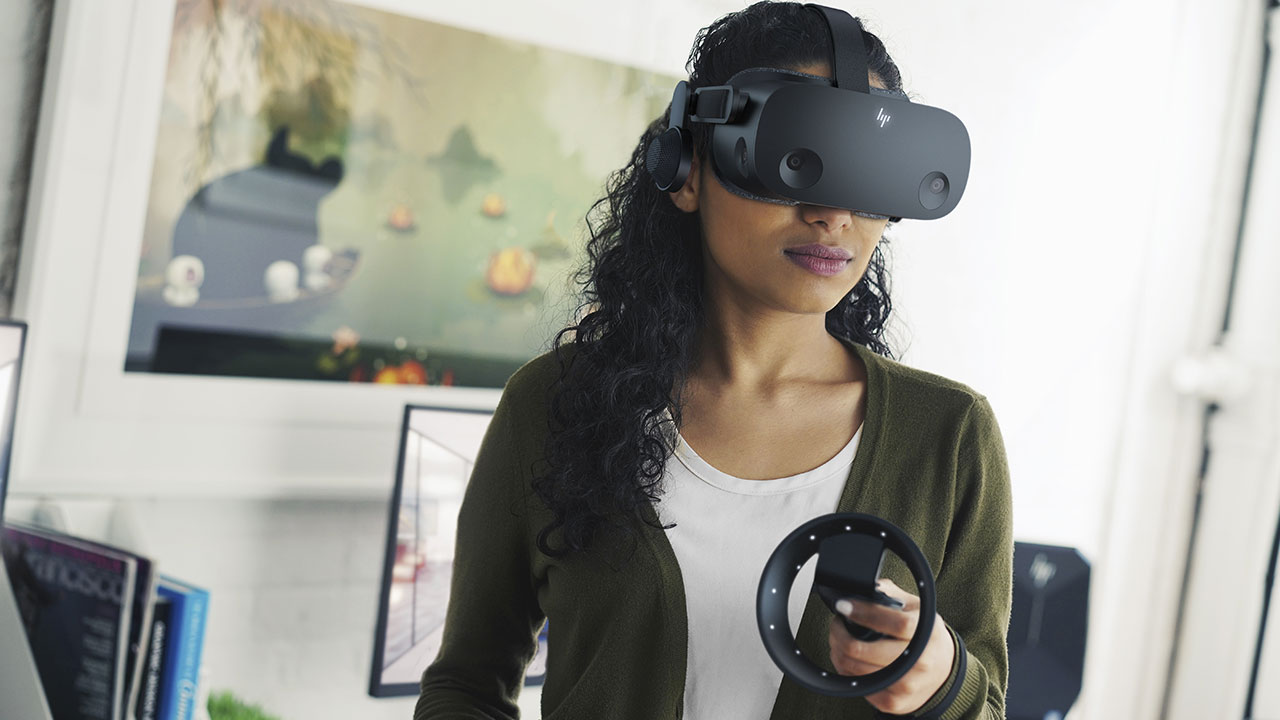 La realtà virtuale di HP arriva in autunno thumbnail