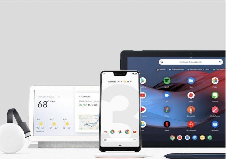 Google Smart Home evento