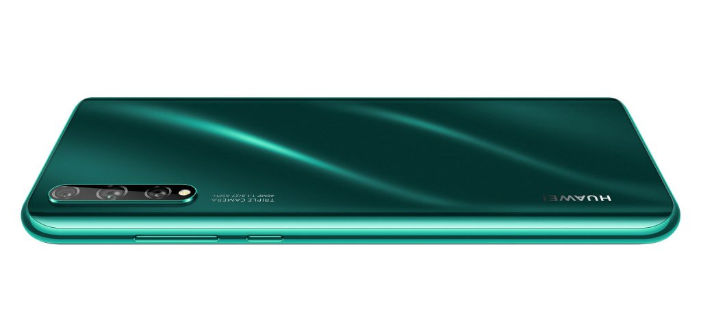 Huawei P Smart S fotocamere
