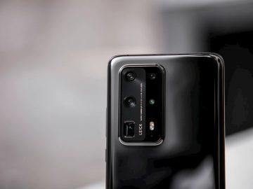 Huawei P40 Pro + copertina