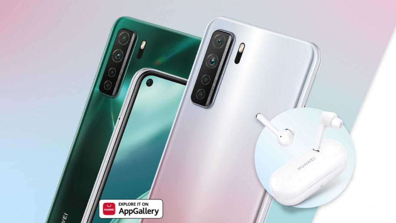 Huawei P40 lite 5G offerta